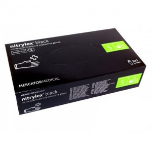 MercatorMedical Nitrylex Black S